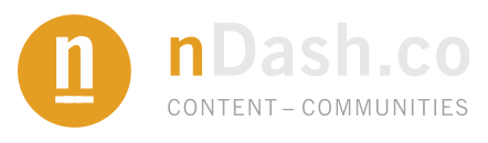 Writing jobs at nDash.co