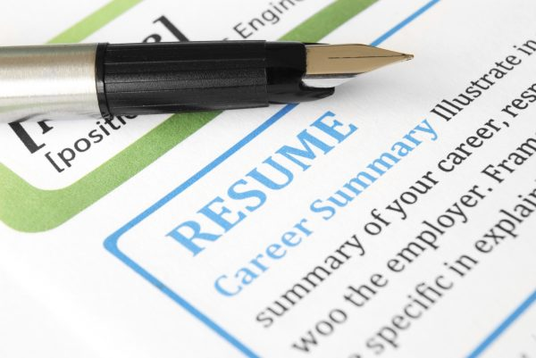 freelance resume writing as a full time or part time job online