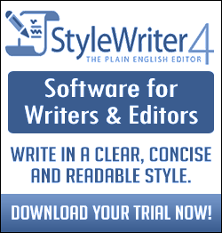 Dowload your free trial of StyleWriter
